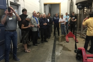 Minhas Brewery Tour May 2016