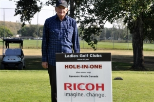 7 Don DeLisle - Volunteer - Ricoh Hole In One