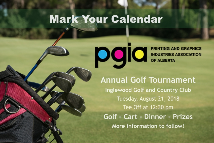 PGIA Golf Tournament 2018