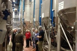 Big Rock Brewery Tour
