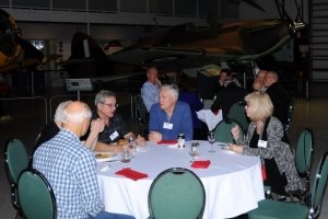 PGIA Hangar Flight Museum Event