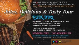 PGIA BBQ and Plant Tour June 19, 201`9