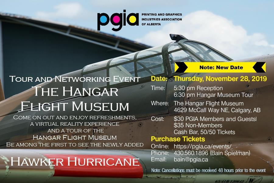 PGIA Event November 28, 2019