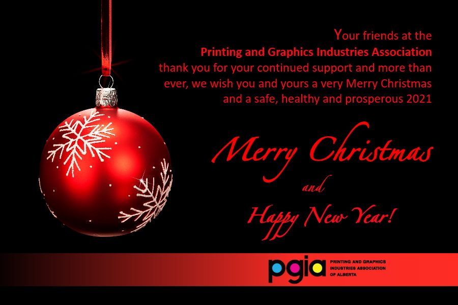 Christmas Greeting - PGIA